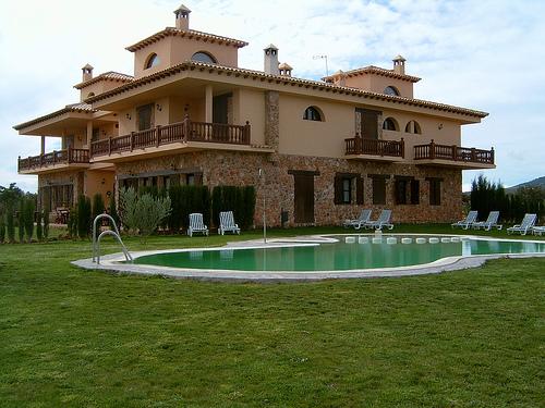 Hoteles rurales en espa a for Hoteles minimalistas en espana
