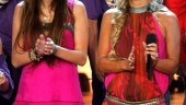 vista previa del artículo Miley Cyrus y Zac Efron en Madrid
