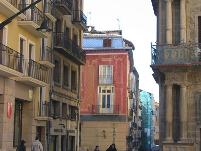 Ciudad de Pamplona