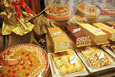 gastronomia navidad