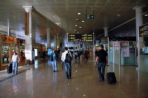 airport bcn