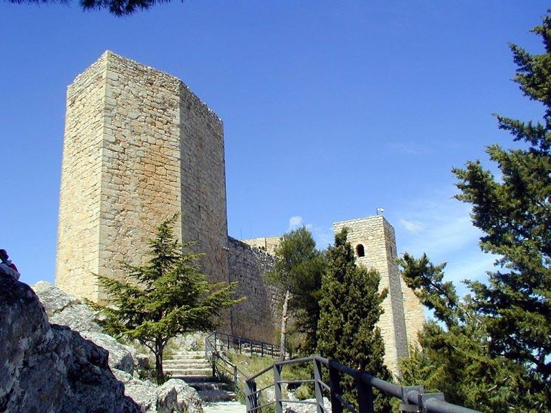 jaen castillos