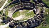 vista previa del artículo Anfiteatro de Segóbriga