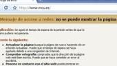 vista previa del artículo Las webs de Cultura y de la SGAE fueron atacadas y bloqueadas