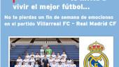 vista previa del artículo Disfruta gratis del Villarreal-Real Madrid de liga