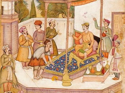 Exposición Visiones de la India en el Museo Thyssen