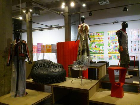 L'émoi du design en Matadero Madrid