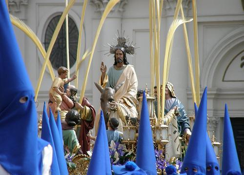 Cofradía de la Entrada de Jesús en Jerusalén
