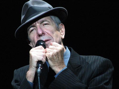 Leonard Cohen actuará en Madrid y Barcelona