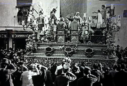 Semana Santa en Sevilla, 100 fotografías que deberías conocer
