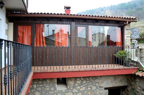 Casa rural Ávila