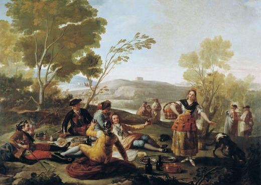 Museo del Prado Goya