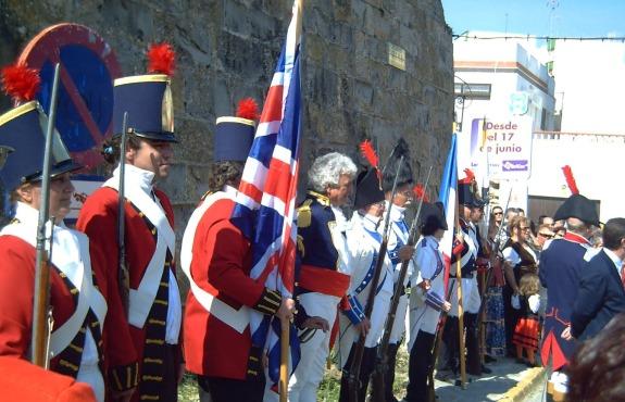 Recreación histórica en Tarifa