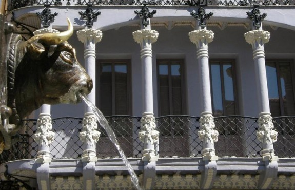 Modernismo de Teruel