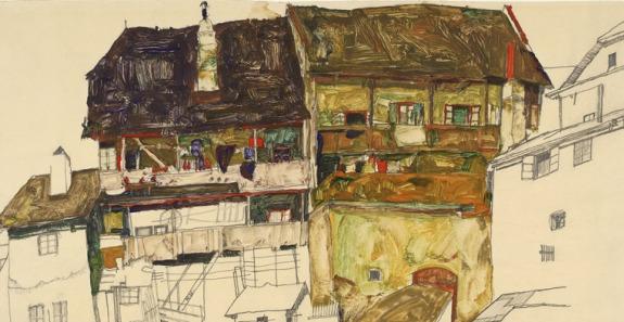 Casas Antiguas de Krumau