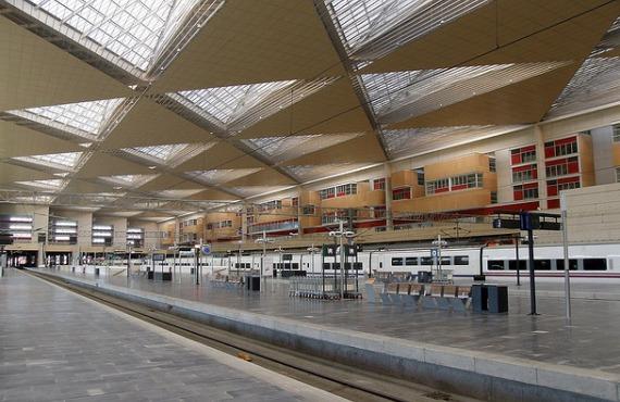 Estación Zaragoza Delicias