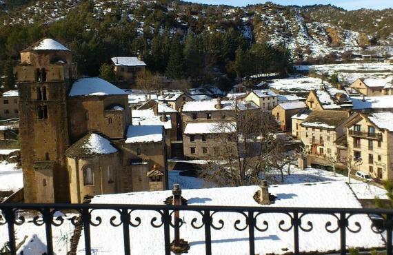 Santa Cruz de la Serós (Aragón)
