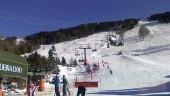 vista previa del artículo Esquiando en Baqueira