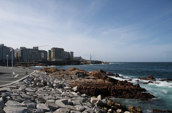 Vistas Coruña