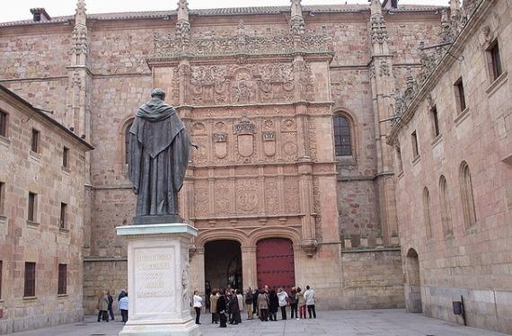 Construcción en Salamanca