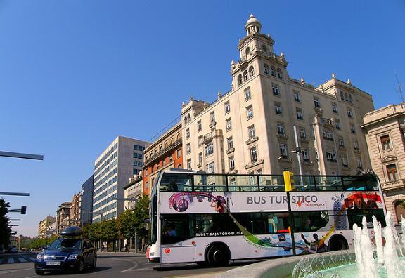 Bus Turístico Zaragoza