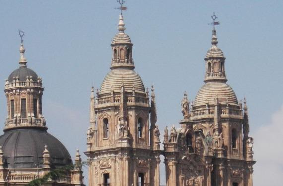 Torres en Salamanca