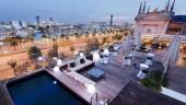 vista previa del artículo Aumento notable de las pernoctaciones en hoteles españoles