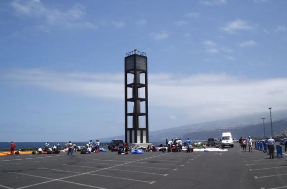 Faro del Puerto de la Cruz