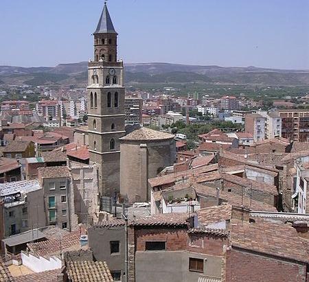 Fraga en Huesca