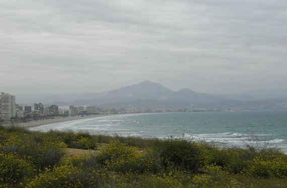 Playa en Alicante