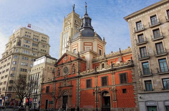 Iglesia en Madrid