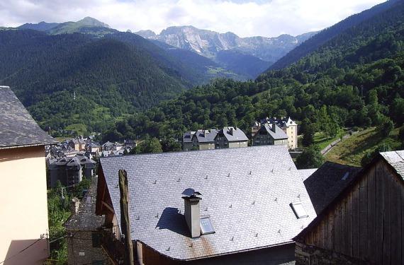 Casas en Valle de Arán