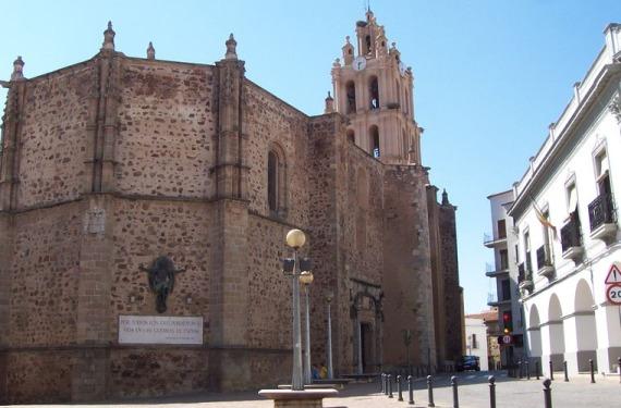 Iglesia en Almendralejo