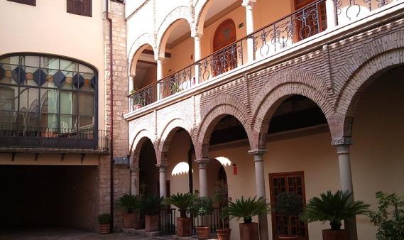 Palacio en Jaén