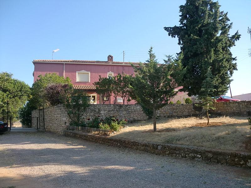 Casa rural en España