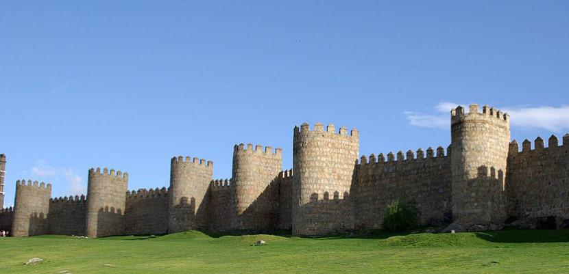 Ávila en España